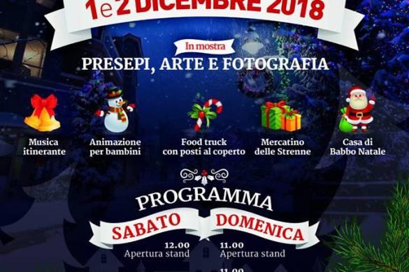 Natale-ne-Borgo-di-Tussio-LAquila - Cosa fare a Natale con i bambini in Abruzzo