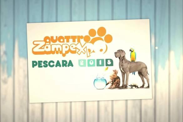 Quattrozampexpò-2018-Pescara- Eventi per bambini Pescara
