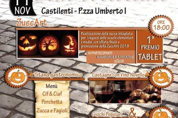 Sagra-di-San-Martino-Castilenti- Feste d'autunno in Abruzzo