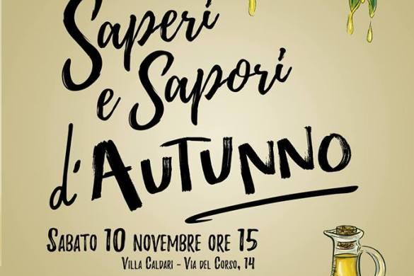 Saperi-e-sapori-dautunno-Caldari-Ortona- Feste d'autunno in Abruzzo