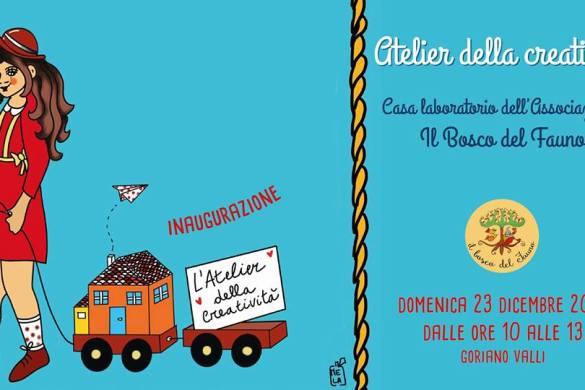 Atelier-della-Creatività-L'Aquila - Eventi per bambini in Abruzzo