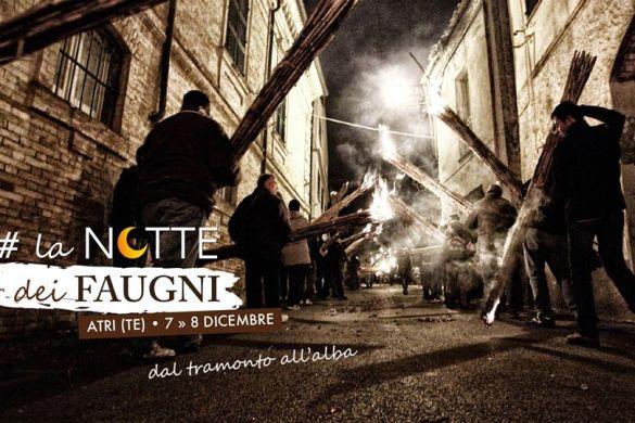 La-Notte-dei-Faugni-Atri-Teramo - Eventi per bambini in Abruzzo weekend 7 - 9 dicembre