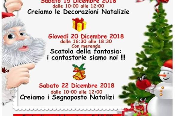Laboratori-di-Natale-L'Aquila - Natale 2018 in Abruzzo