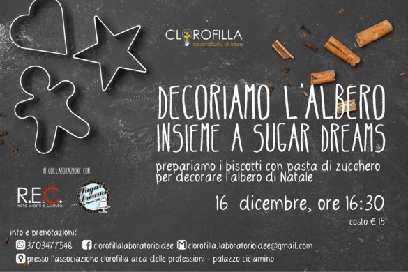 Laboratorio-di-Natale-Clorofilla-Spoltore-Pescara - Natale 2018 in Abruzzo