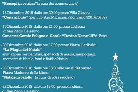 Natale-2018-Pratola-Peligna-L'Aquila - Natale 2018 in Abruzzo