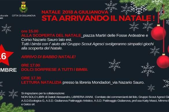 Natale-a-Giulianova-Teramo - Natale 2018 in Abruzzo