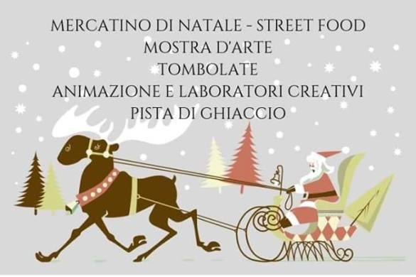 Tortoreto-Christmas-Village-Tortoreto-Teramo-Cosa fare a Natale con i bambini in Abruzzo
