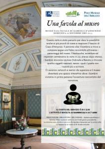 Una Favola al Museo Casa Natale Gabriele D'Annunzio Pescara - Eventi DADAbruzzo