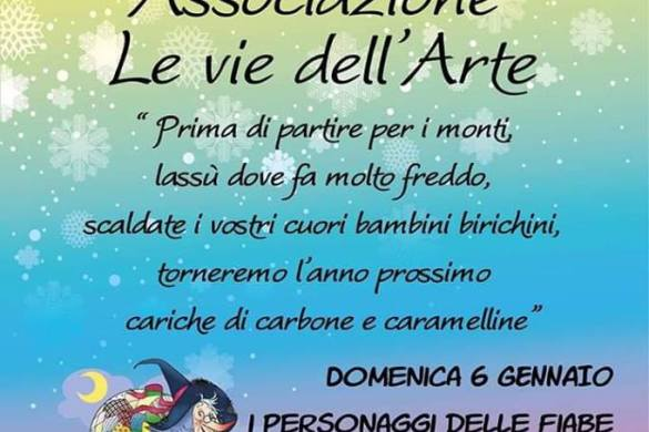 Befana-a-Pineto-Teramo - Befana 2019 in Abruzzo