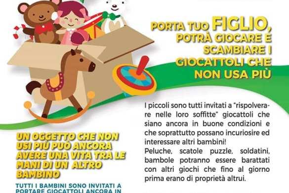 Festa-del-Baratto-Interactive-Lab-Giulianova-Pescara - Eventi per bambini in Abruzzo weekend 25-27 gennaio 2019