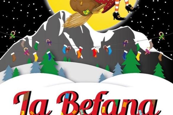 La-Befana-Prati-di-Tivo-Pietracamela-Teramo - Befana 2019 in Abruzzo