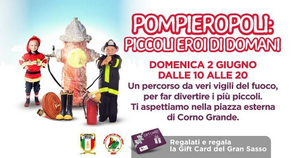 Pompieropoli-Centro-Commerciale-Gran-Sasso-Teramo