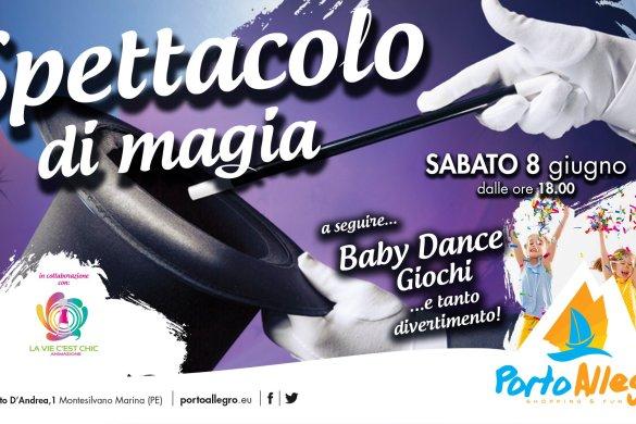 Spettacolo-di-Magia-Porto-Allegro-Montesilvano-Pescara