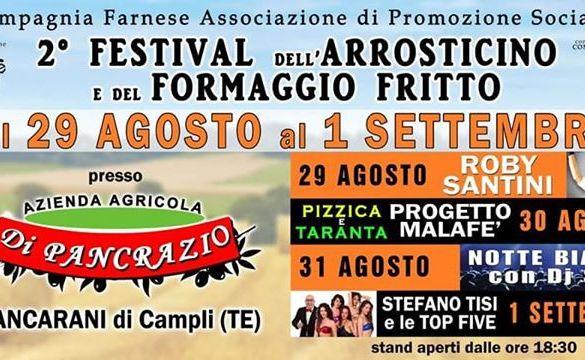 Festival-dell-arrosticino-e-del-formaggio-fritto-Piancarani-Campli-Teramo