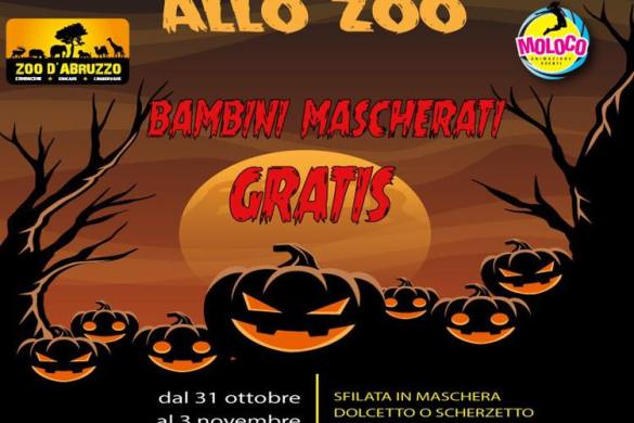Hallowee-allo-Zoo-Rocca-San-Giovanni-Chieti