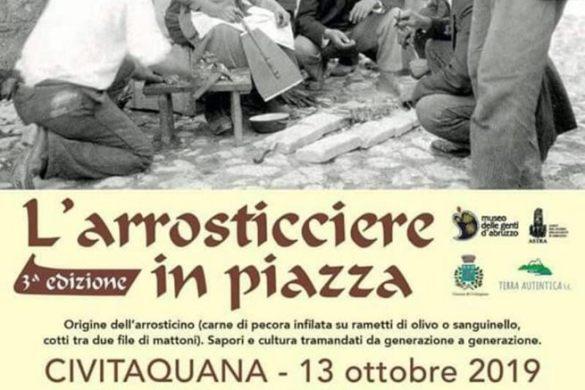 LArrosticiere-in-piazza-Civitaquana-Pescara