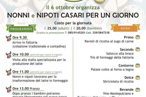 Nonni-e-nipoti-casari-per-un-giorno-Fattoria-Riccitelli-Valle-Nora-Vicoli-Pescara