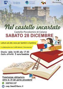 Laboratori-per-bambini-Castello-Piccolomini-Celano-LAquila
