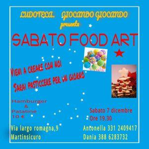 Sabato-Food-Art-Giocando-Giocando-Ludoteca-Martinsicuro-Teramo