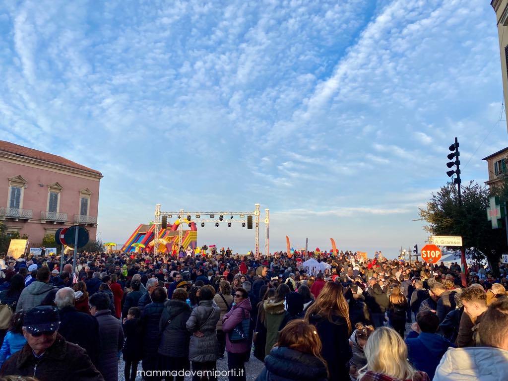 Carnevale Giuliese il Belvedere