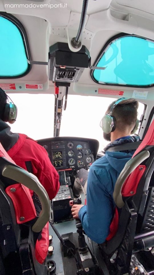 eliciaspolata a roccaraso piloti in volo