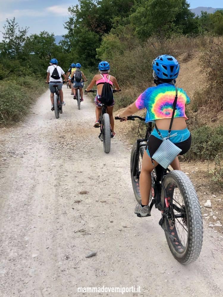 Escursione in e-bike con Il Bosso