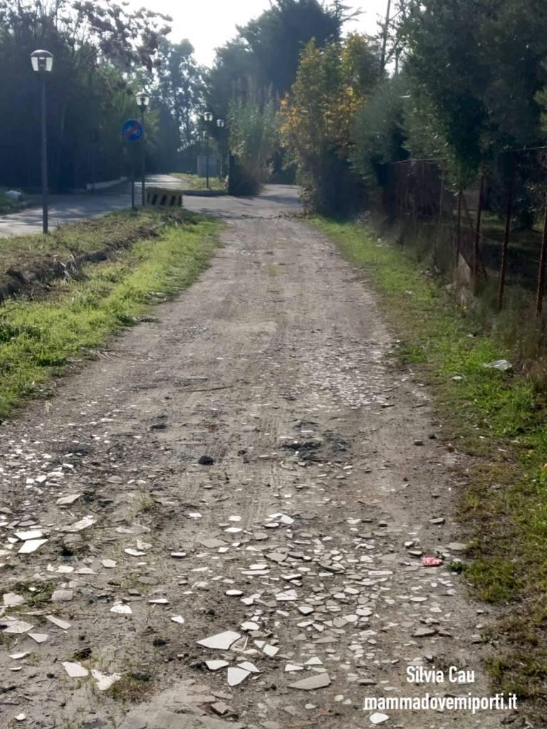 Piste ciclabili a Pescara: sentiero battuto Pista Ciclabile Parco Fluviale