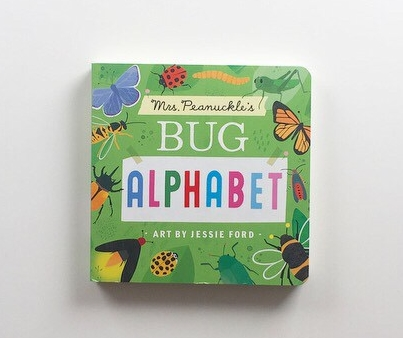 Bug Alphabet