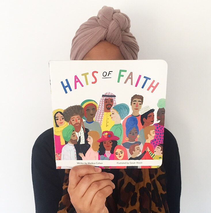 Sharing Hats of Faith