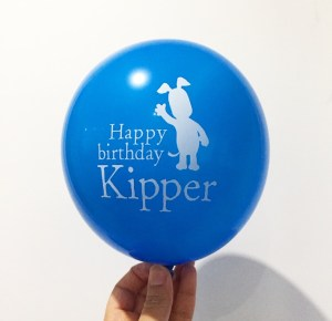 Kipper balloon