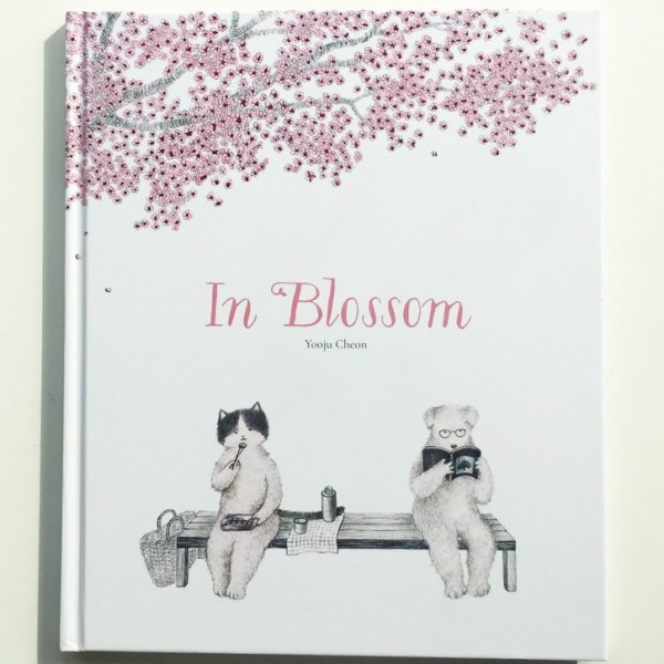 Front cover of In Blossom by Yooju Cheon