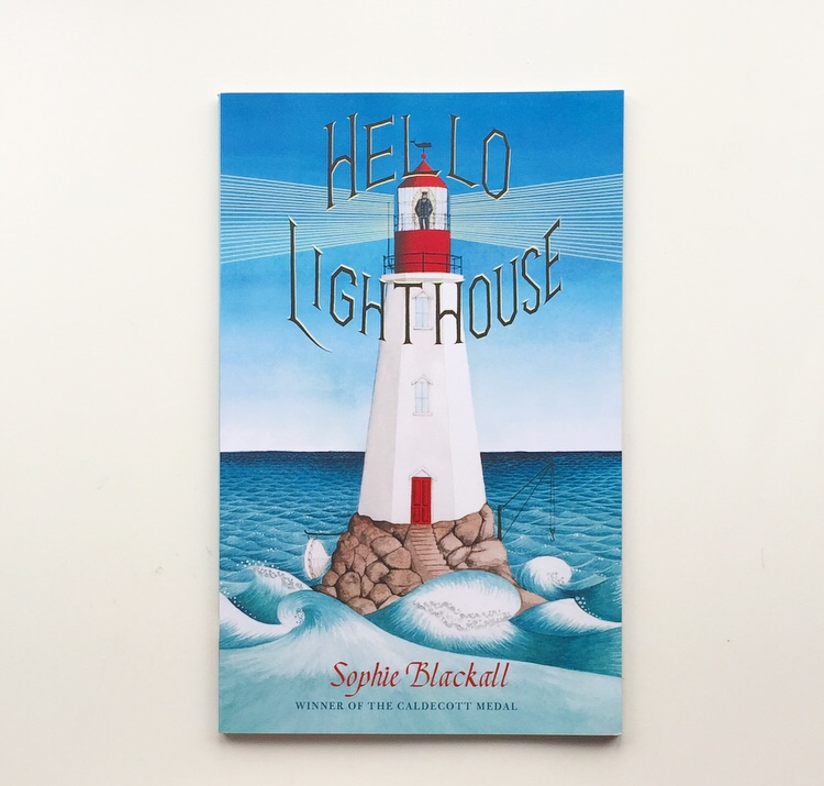 Hello Lighthouse front cover