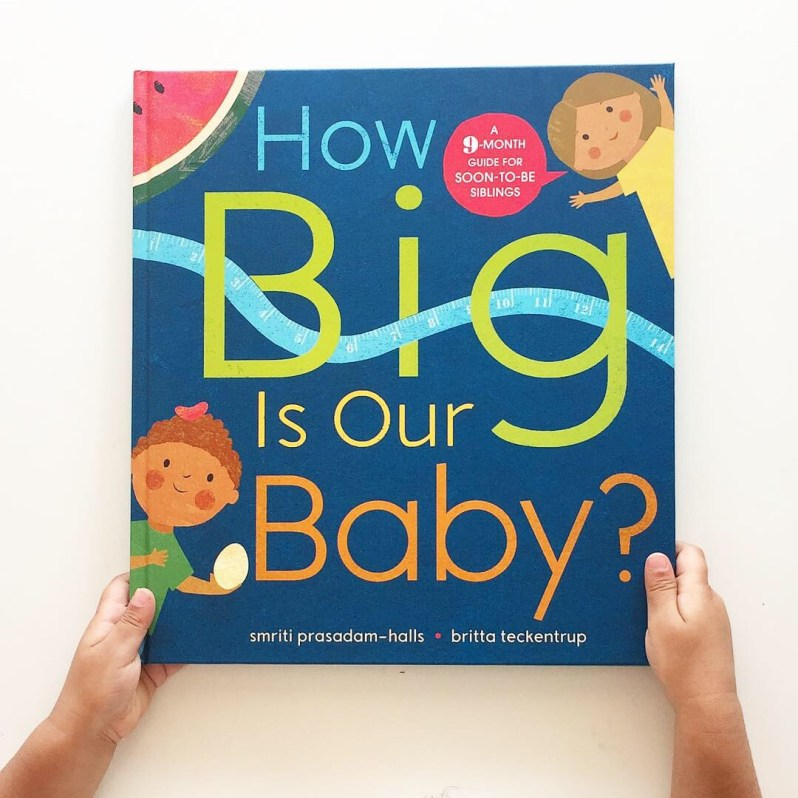 Cover shot of how big is our baby?
