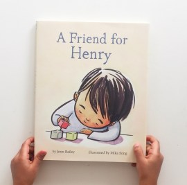 Book review on a friend for Henry on mammafilz.com