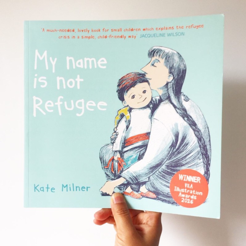 My name is not refugee book review mammafilz.com