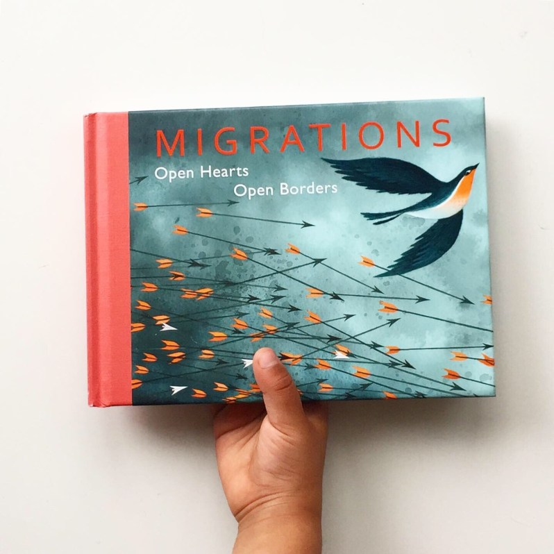 Refugee and immigration picture book mammafilz.com