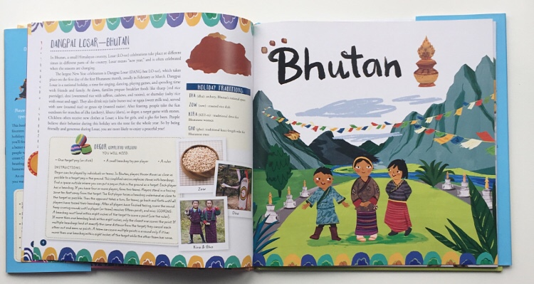 Explanation of a festival celerbated in Bhutan.