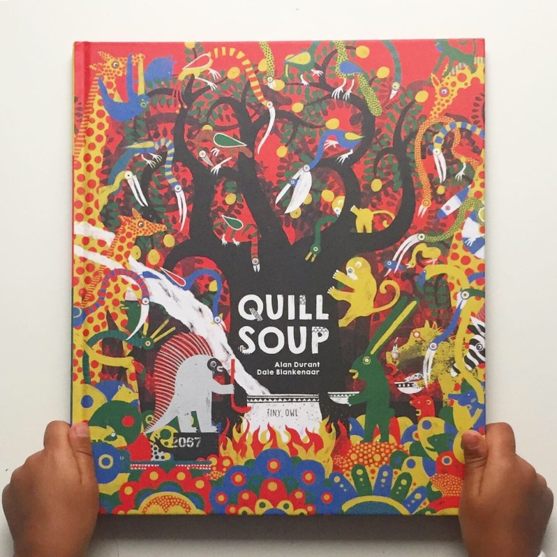 Quill Soup book review on MammaFilz.com
