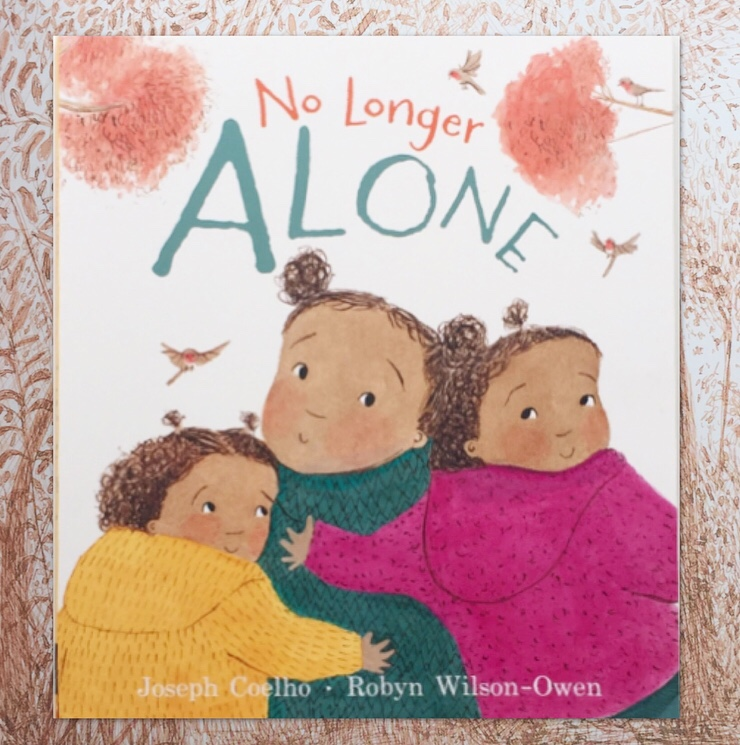No Longer Alone book review MammaFilz.com