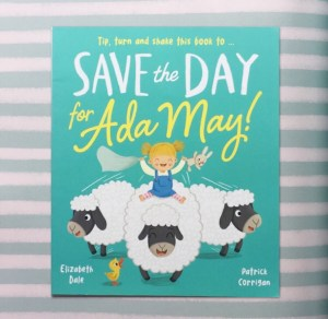 Save The Day for Ada May book review on mammafilz.com