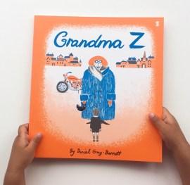 grandma Z book review on MammaFilz.com