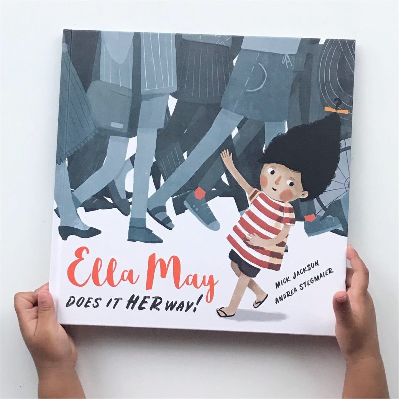 Book review of Ella May Does It Her Way on MammaFilz.com
