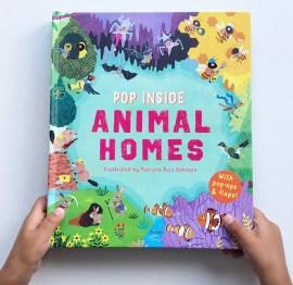 Pop Inside Animal Homes review on MammaFilz.com