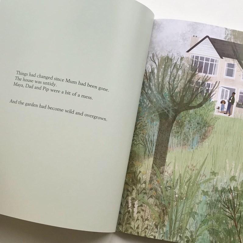The garden of hope book review on mammafilz.com