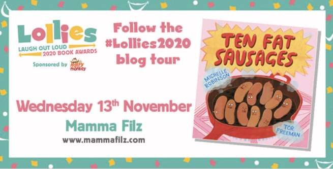 Lollies book awards blog your on MammaFilz.com