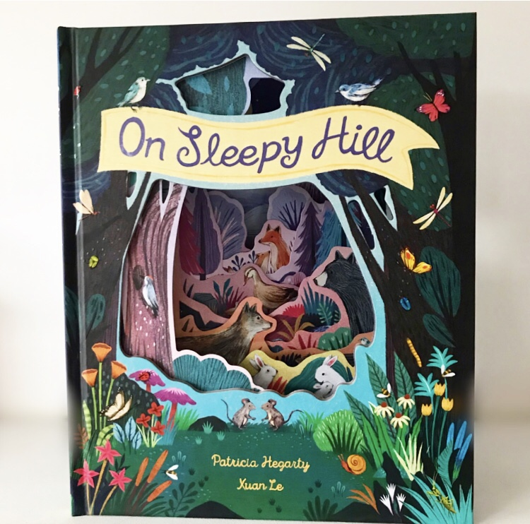 On sleepy hill book review on mammafilz.com