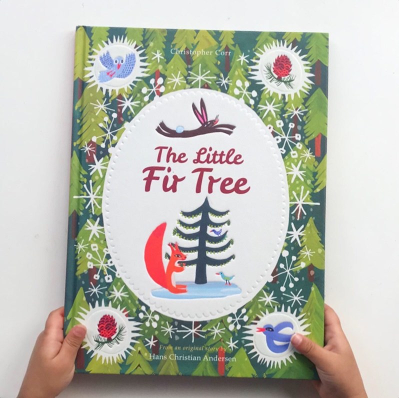The little fir tree book review on MammaFilz.com