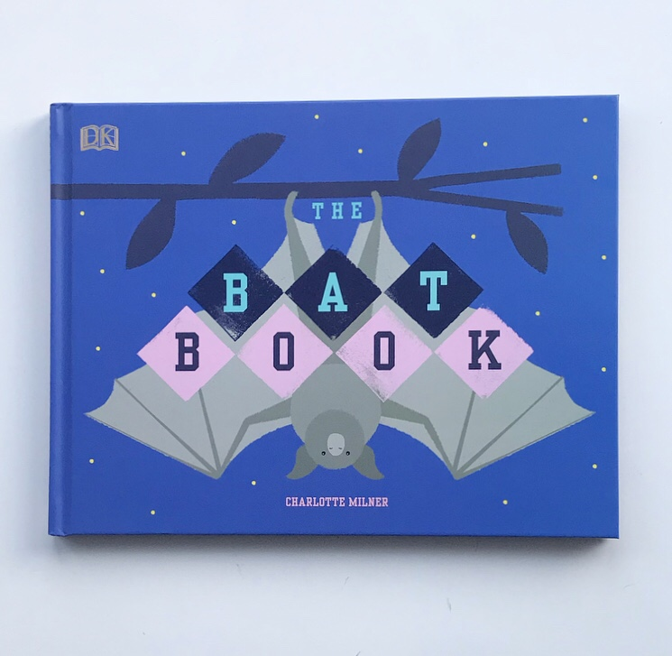The Bat Book by Charlotte Milner book review on mammafilz.com