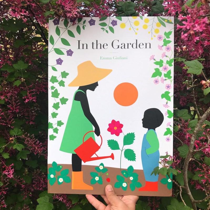 In my garden book review on mammafilz.com