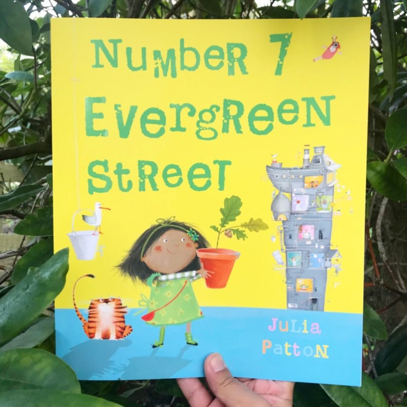 Book review number 7 at evergreen street on mammafilz.com